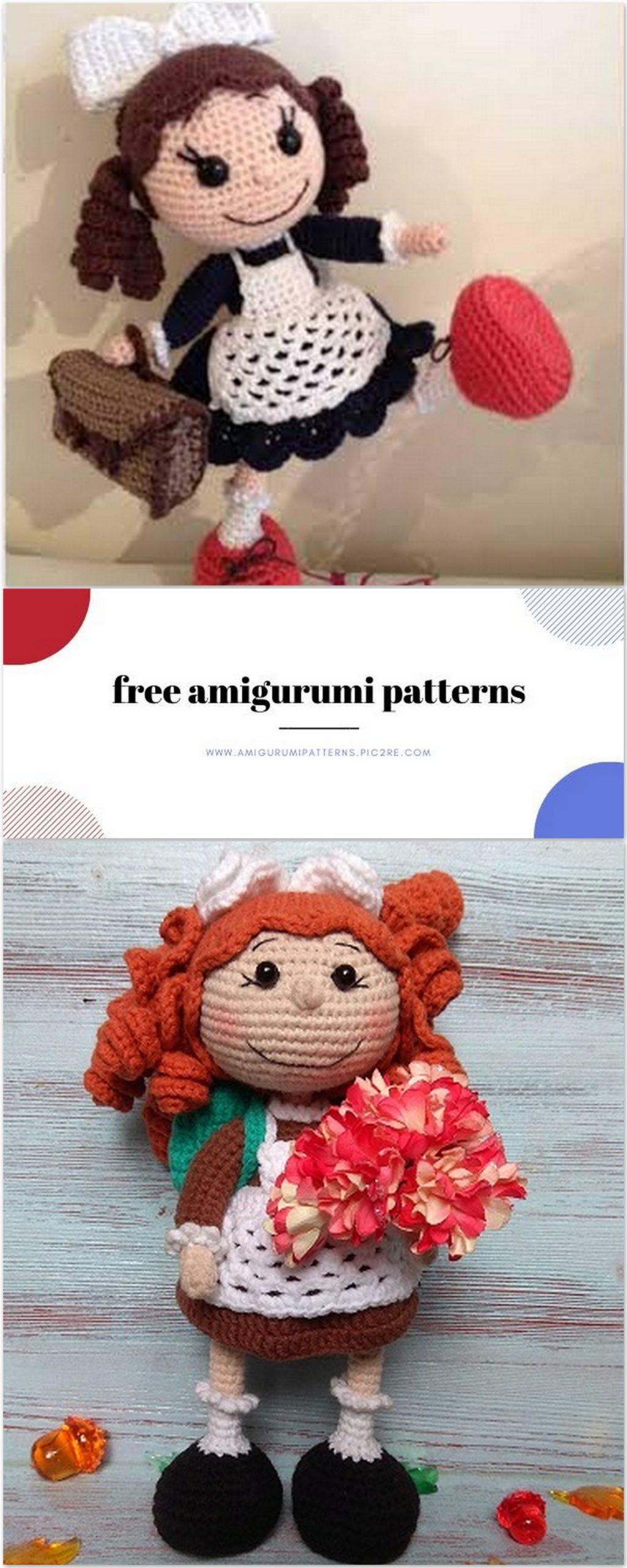 Amigurumi Patterns Tutorials | 2560x1024