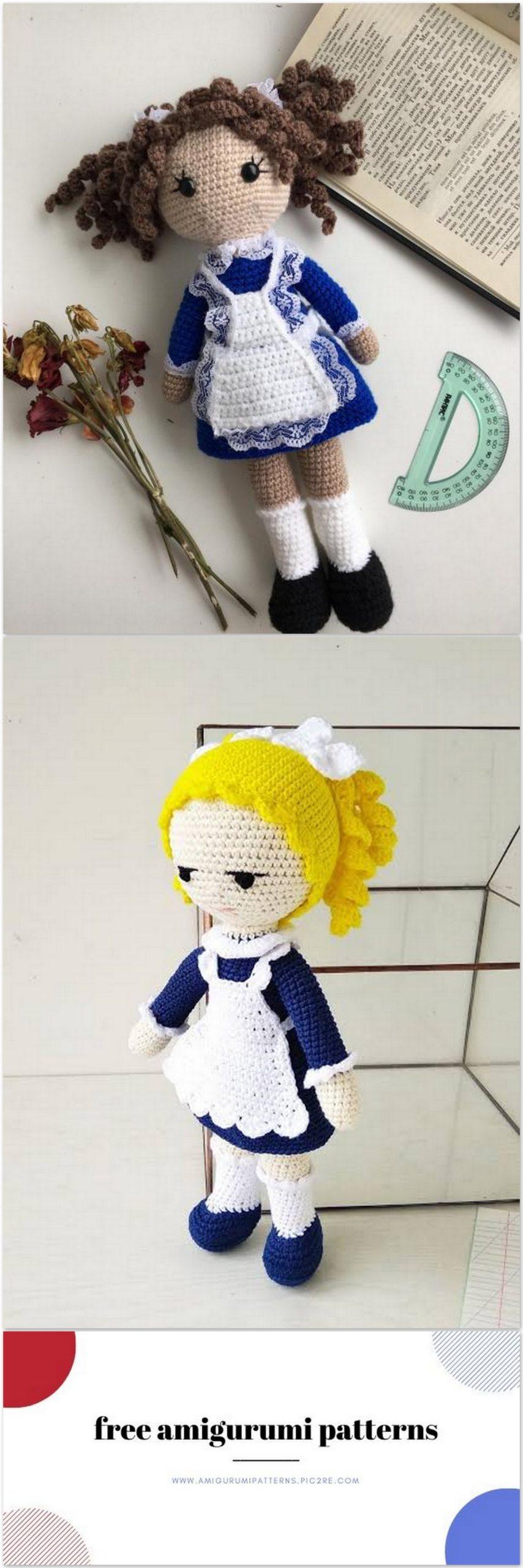 Schoolgirl Crochet   2560x854