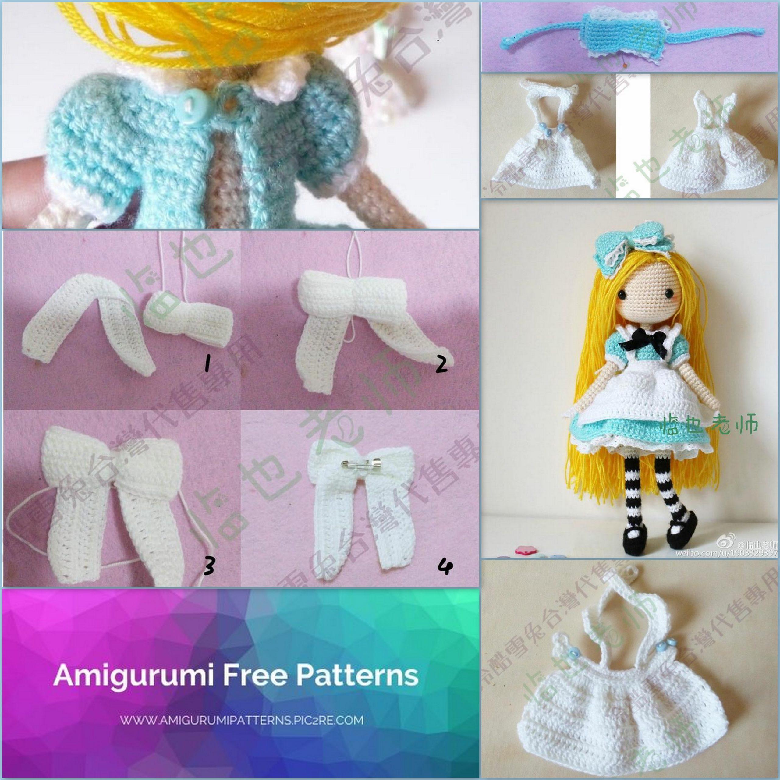 Samyelinin Örgüleri: Amigurumi Doll Pacifier Baby (Free English ... | 2560x2560
