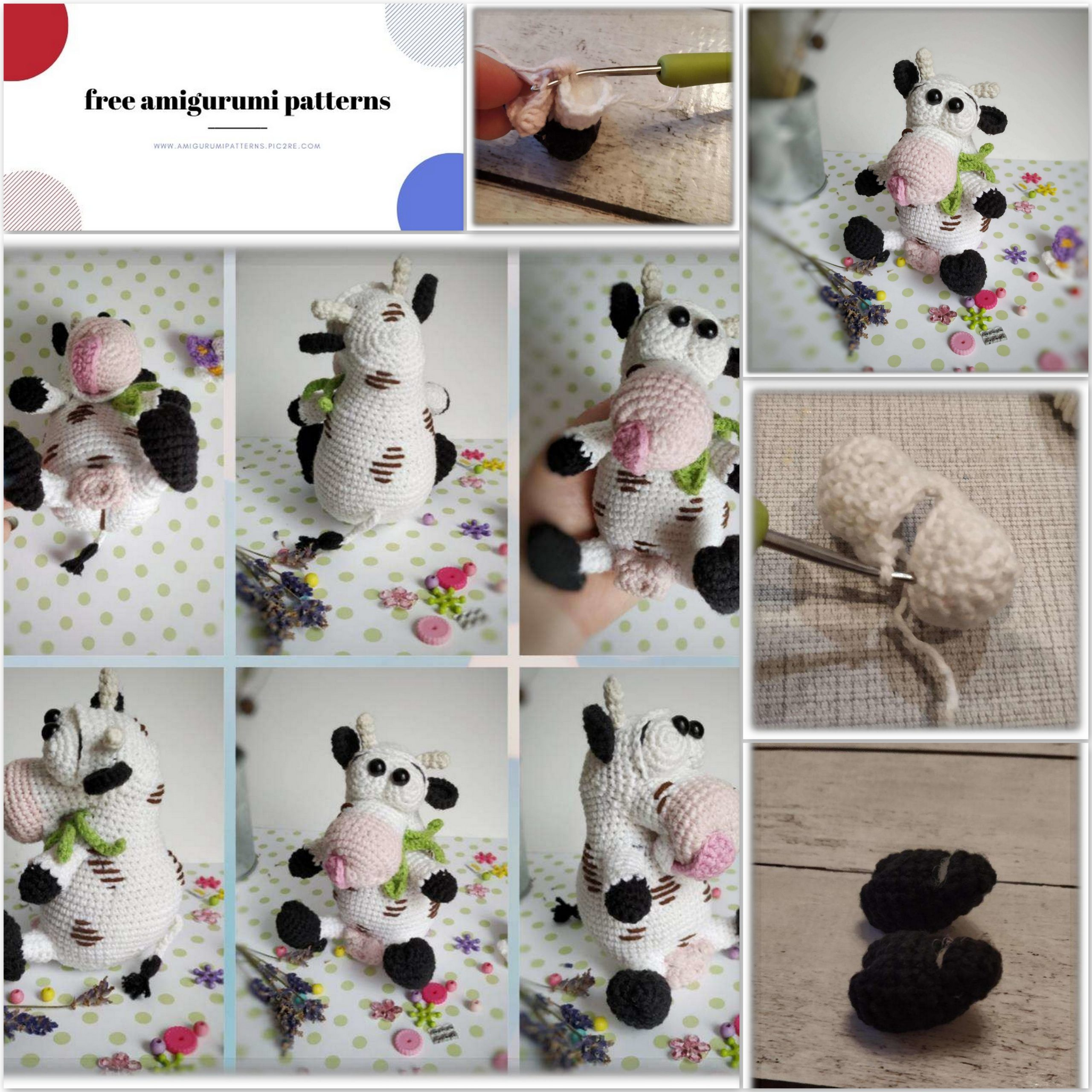 Amigurumi Doll Pacifier Baby Free Crochet Pattern - Amigurumi Free Patterns  and Amigurumi Tutorials | 2560x2560