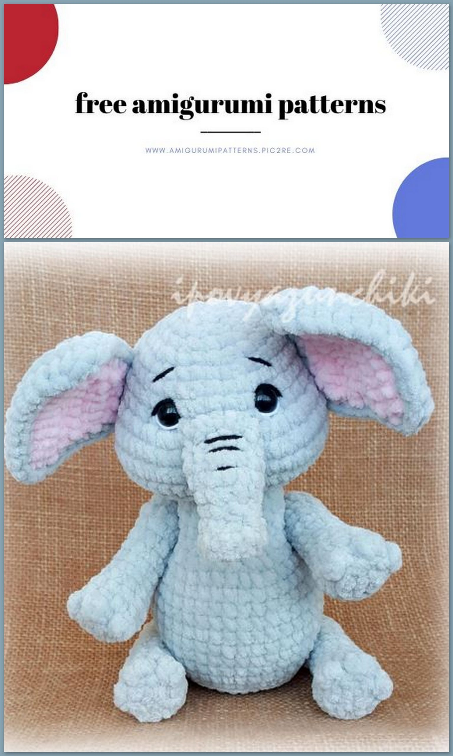 19 Beginner Amigurumi Patterns (Unbelievably Cute ... | 2560x1536