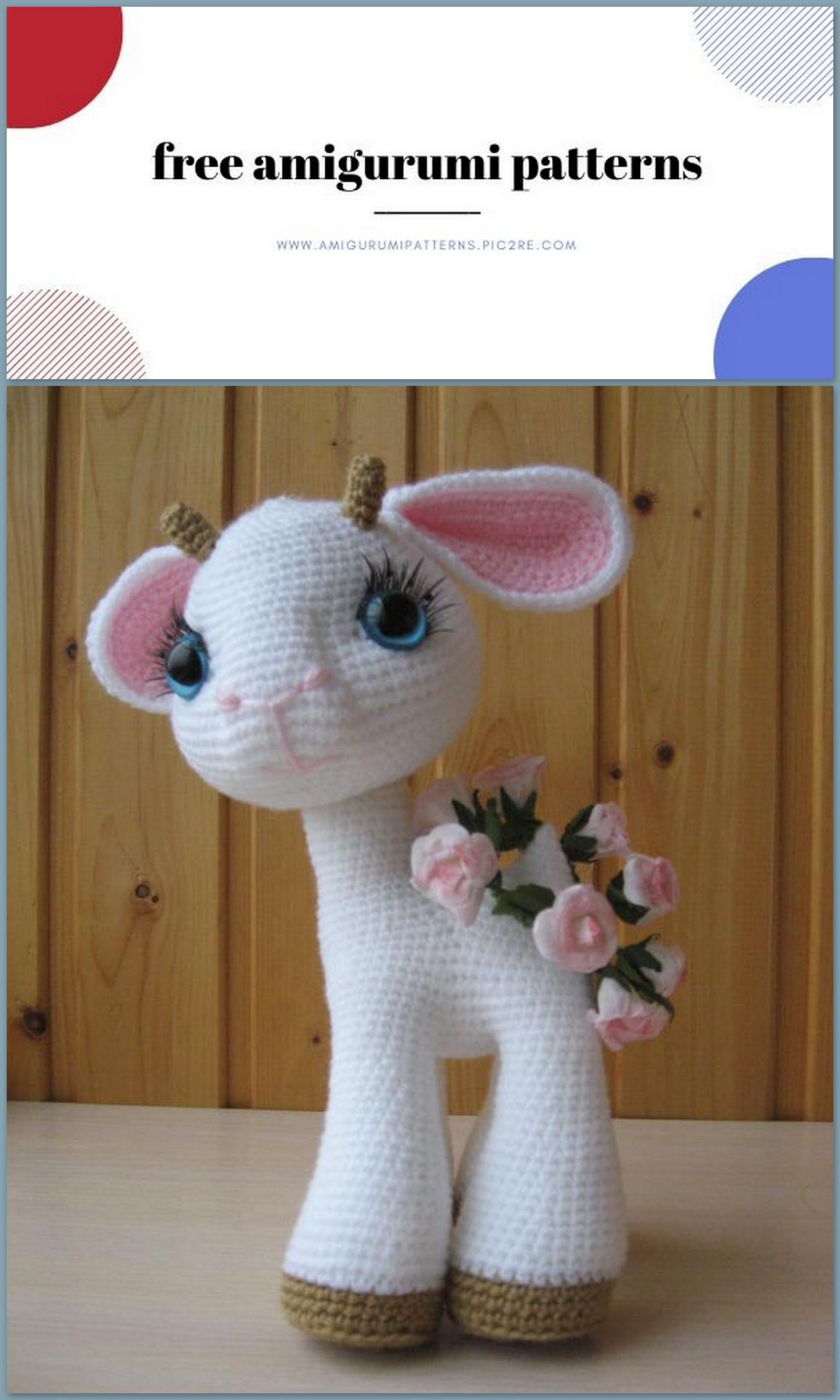 Amigurumi – Movable Figures with Button Joints - premium & free ... | 2560x1536