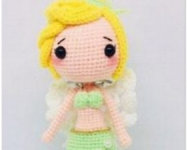 Aurora Mermaid Free Crochet Pattern   Mermaid crochet pattern ...   297x370